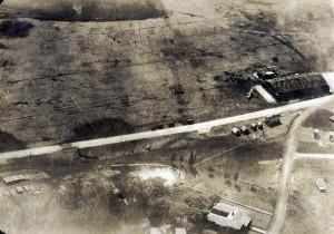 Aerial photo of Luke Field taken in 1919