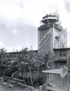 Historic photo of HNL Terminal