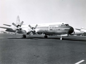 1960 of a Canadian Pacific Air Lines Aircraft