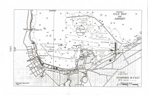 Drawing of Hilo Airport