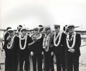 Photo of Pan Am pilots