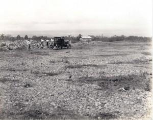 Historic photo of General Lyman Field