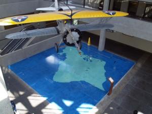 Sierra Exif Plane on display