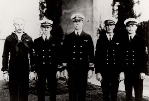Historic photo of U.S. Servicemen