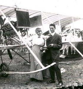 Historical photo of Tom Gunn