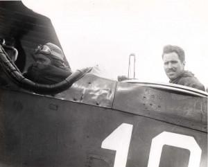 1927 photo of Bronte