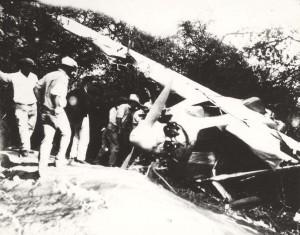 Smith & Bronte plane crash