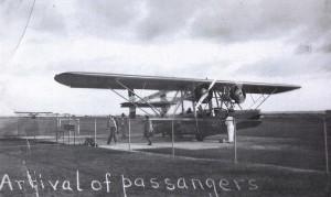 Photo of aircraft at John Rodgers Airport 1930