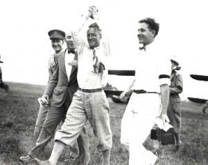 Smith & Bronte walking in Molokai