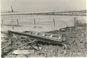 Historic 1942 photo of John Rodgers Field