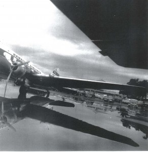 Hawaiian Airlines aircraft from the 1940s