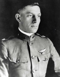 Lt. Col. Horace Hickam was assigned to the Signal Corps, Army Air Service as a temporary major, 1917.
