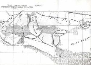 John Rodgers Airport Map, 1927.