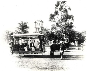 Hawaiian Tramway, Honolulu, 1901