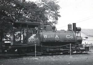 Waialua Agriculture Co. Railroad.