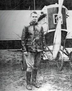 Major Sheldon Wheeler for whom Wheeler Field (later Wheeler Air Force Base) was named. 1915.