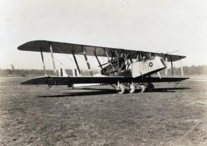 Martin GMB MB-1, 1918, Luke Field.