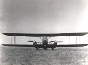 Keystone XB-1B in Hawaii, 1920s.