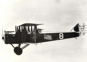 Salmson 2 A.2 HS-2L aircraft in Hawaii, 1920s.