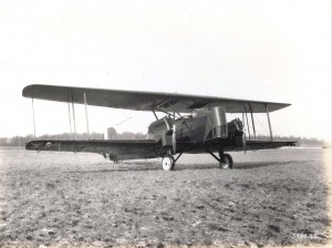Huff-Daland SLB-5 Pirate, 1927.