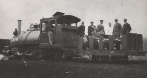 Waialua Agriculture Co. Railroad