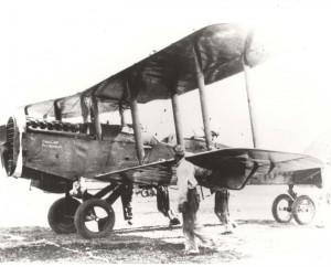Luke Field, 1920s.