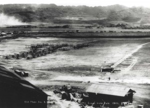 NBS-1 and DH-4 aircraft of 5th Composite Group at Luke Field, March 29, 1924.