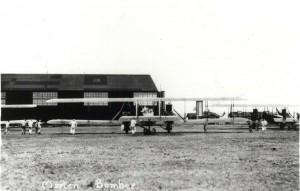 Luke Field, c1927.