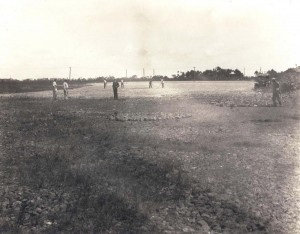 Hilo Field, Hawaii, August 1927.