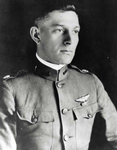 Lt. Col. Horace Hickam for whom Hickam Field (Hickam Air Force Base) was named.