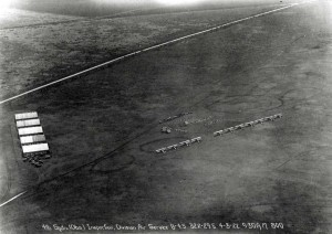 4th Squadron (Observation) Inspection, Division Air Service, Schofield Barracks, April 8, 1922.