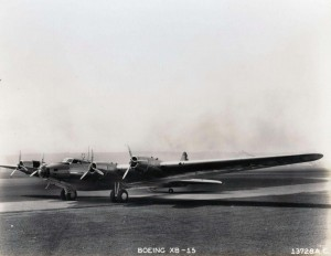 1930s Boeing XB-15 02