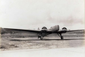 1931 Boeing B-9