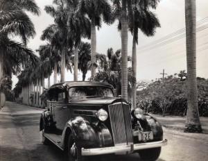 1935 Packard.