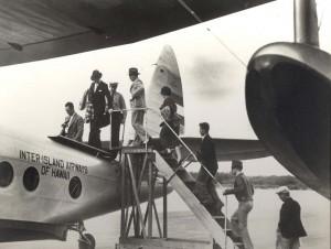 Inter-Island Airways, John Rodgers Airport, 1930s.