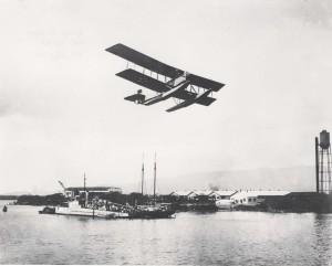 Luke Field, 1930s.