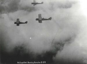B-839s at Luke Field, 1930s.