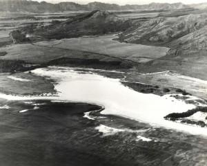 Lihue Airport, Kauai, 1930s.