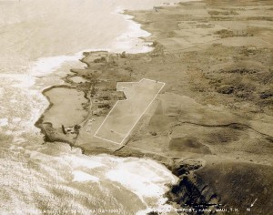 Hana Airport, Maui, January 9, 1936.