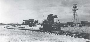 Fort Kamehameha 8-inch railway guns, 1930s.