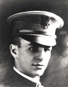 2nd Lt Franklin B. Bellows, 1933