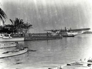 Pan American Martin M-130 China Clipper, 1935