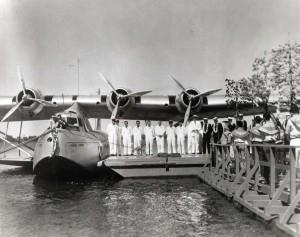 Pan American Hawaiian Clipper, 1936.