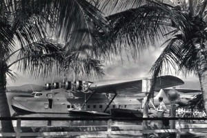 Pan American Martin M-130 Clipper, c1936-1939.