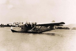 Pan American Martin M-130 Clipper, c1936-1941.