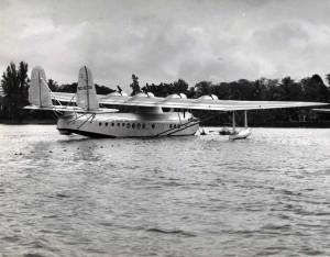Pan American Clipper, 1930s