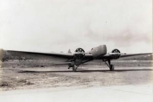 Boeing B-9, 1931.