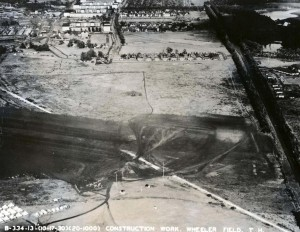 Wheeler Field, Oahu, October 17, 1930.