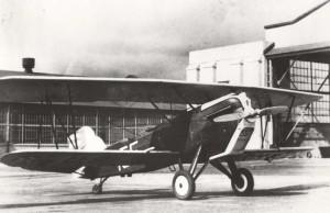 Wheeler Field hangars, c1930s.