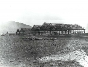 Wheeler Field, Oahu, 1932.